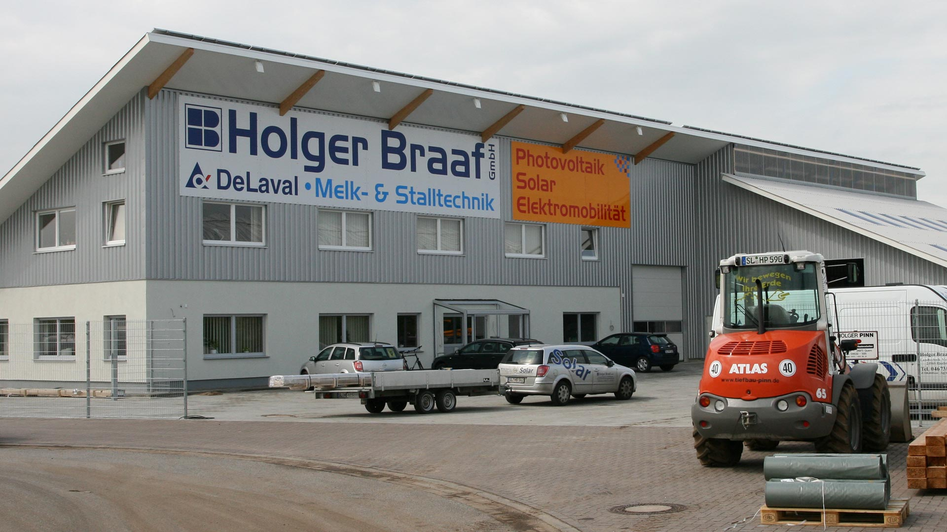 Schilderdruck für Holger Braaf